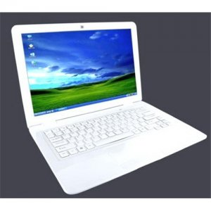 13.3 Inch Small Laptop PC with Intel ATOM N450 + 1G Memory + Wifi + Window XP